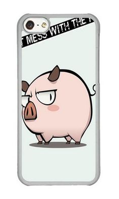 iPhone 5C Case DAYIMM A Cute Pig Transparent Hard Case for Apple iPhone 5C DAYIMM? http://www.amazon.com/dp/B012IJRJI6/ref=cm_sw_r_pi_dp_Urykwb0QN8MAF