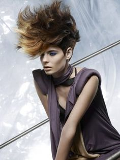 Hair: Sebastian Artistic Team     Photos:   Courtesy Sebastian Professional     The latest collection from Sebastian Professional caters to its Volupt line. Featuring stylized trends, the collection is about showcasing the myriad ways curly, straight, wavy, short and long can be made big!