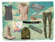 """""""Maximum Ride: Gasman inspired"""" by amelia-328 on Polyvore"""
