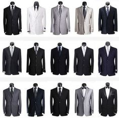 Suit Chart