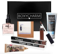 A beauty subscription box would be so fun for for the first few months after I get home!