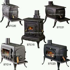 Cast Iron Fireplace, Stove Fireplace, Wood Fireplace, Outdoor Cooking Stove, Wood Stove Cooking, Antique Cast Iron Stove, Antique Stove, Wood Burning Cook Stove, Cottage Kits