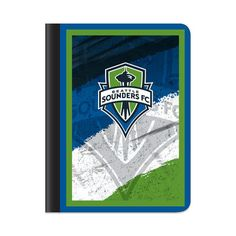 Seattle Sounders FC Composition Notebook