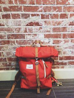 Poler Rolltop bag.   #poler #polerstuff #campvibes