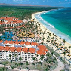 Breezes Resort in the Dominican Republic  got married at this resort in 2006! Love It!!