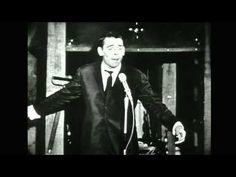 Jacques Brel in concert (1964) (+playlist) 46 mins.