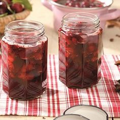 Rezeptideen Wiener Zucker Mason Jars, Vegetables, Food, White Chocolate, Peach, Fruit, Bakken, Port Wine, Eten