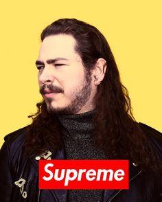 Post Malone x Supreme
