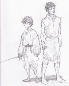 Arya and Gendry from Game of Thrones. Ohh I love them so much..