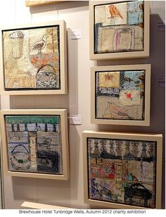 Expert advice on hanging your pieces!! Ann Kelly shares her expert advicein this article by TextileArtist.org. The articleshares with us practical advice for hanging textile art and it also helps...