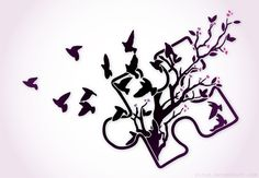"""We give them roots so they can grow and wings so they can fly.""....I think this is my tattoo"