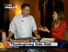 Thanksgiving Ideas From Forepaugh's Restaurant and Chef Donald! #Thanksgiving #wcco