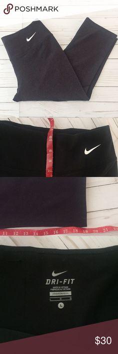 Nike Dri Fit Women's Cropped Work Out Pant Nike Dri Fit Women's Cropped Work Out Pant. Open to offers. No trade. Nike Pants Leggings