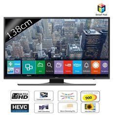 SAMSUNG UE55JU6400 Smart TV LED UHD 4K 138cm - téléviseur led, avis et prix pas cher - Cadeaux de Noël Cdiscount
