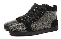 Black Suede Silver Rhinestone Women High Sneakers (6.5 US... https://www.amazon.com/dp/B06Y2G3JN1/ref=cm_sw_r_pi_dp_x_xrggzb3B3BT9A