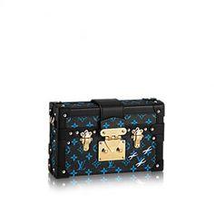 Louis-Vuitton-BleuNoir-Monogram-Canvas-Petite-Malle-Bag-300x300