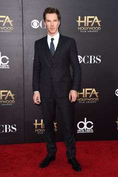 Hollywood Film Awards 2014: The Red-Carpet Arrivals
