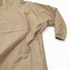 YAECA Long Anorak - Silver and Gold Online Store