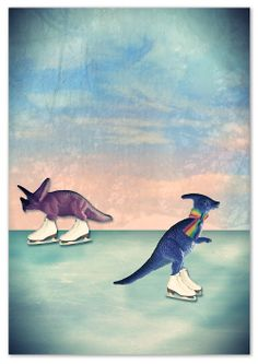 Dino OL,  EM Miljeteig List Of Animals, Animals Images, Animal Kingdom, Ol, Illustrations, Painting, Inspiration, Design, Animaux