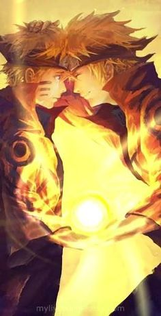 | Save & Follow | Naruto Uzumaki • Minato Namikaze • Live Wallpaper • Naruto Shippuden