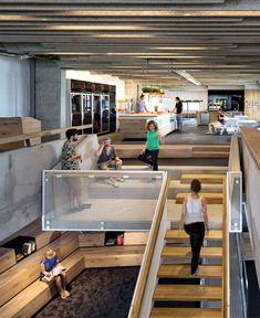 New #Headquarter of #SoundCloud by KINZO - flexible multifunctional #office