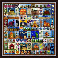 house quilt - Google Search
