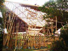 Colegio de las Aguas de Montebello por Andrés Bäppler y Greta Tresserra, Calo,Colombia