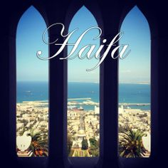 Think quick - what is your must-see place in Haifa?