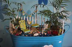 Beach Themed Fairy Garden                                                                                                                                                                                 More