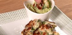 Chicken Zucchni Poppers | Chicken Zucchini Poppers