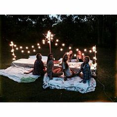 Summer sleepover with your closest friends - Daily Opulence Team | www.dailyopulence.com
