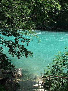 Tara River, Montenegro. <3