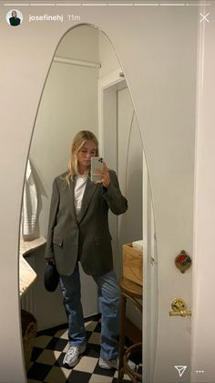 Outfit of the Day Minimal Outfit, Minimal Fashion, Work Fashion, Fashion 2020, Outfits Otoño, Fall Outfits, Fashion Outfits, Minimalist Wardrobe, Aesthetic Clothes