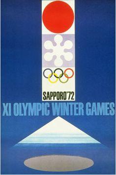 亀倉雄策 東京オリンピックポスター