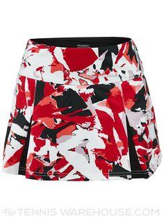 Bolle Women's Dominique Front Pleat Skirt