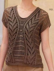 Wildflowers Tunic pattern by ChiWei Ranck Crochet Chart, Filet Crochet, Crochet Stitches, Knit Crochet, Crochet Patterns, Crochet Slippers, Bikini Crochet, Crochet Jacket, Crochet Cardigan