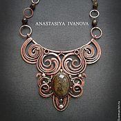 Магазин мастера Анастасия Иванова (nastya-iv83): кулоны, подвески, серьги, броши, колье, бусы, браслеты