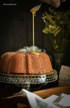 #Receta de Bundt Cake de dulce de leche