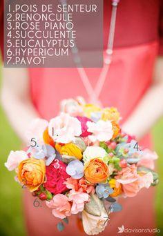 ©Davisan Studio - Bouquet de mariee par Madame Artisan fleuriste - La mariee aux pieds nus