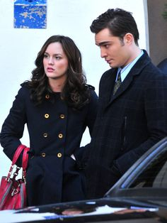 Gossip Girl - Blair and Chuck