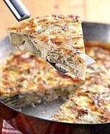 Thinking of going vegetarian? Give our delicious soy-based quiche a try. #recipe #WWLoves 2 SmartPoints