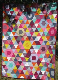 Christys Quilt - Front 2 by BGMom1, via Flickr