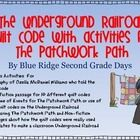 Learning about the secret codes of the Underground Railroad is always interesting to kids. You can use this product by itself to study the quilt c...