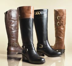 Riding boots for when the temps drop!