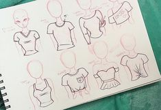 Manga Drawing Tips Illustration Pencil Art Drawings, Art Drawings Sketches, Cute Drawings, Manga Drawing, Drawing Tips, Drawing Techniques, Drawing Ideas, Fashion Design Drawings, Drawing Clothes