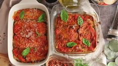 Eggplant Parm Two Ways Veggie Side Dishes, Main Dishes, Veggie Delight, Complete Recipe, Latest Recipe, Play Food, Stuffed Hot Peppers, Vegetable Recipes, Vegetarian Recipes