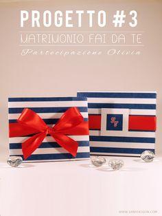 Vany Design: [MATRIMONIO FAI DA TE] Partecipazione Olivia - progetto #3