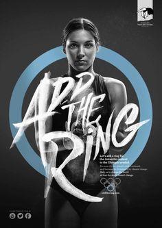 Fundación Vida Silvestre: Add the ring, 1 in Typography
