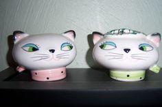 Holt Howard Cozy Kittens S & P Shakers