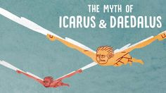 Introduce students to ancient Greek society and the myth of Icarus and Daedalus with this fun video.